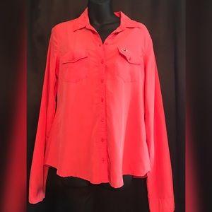 Hollister shirt size Large